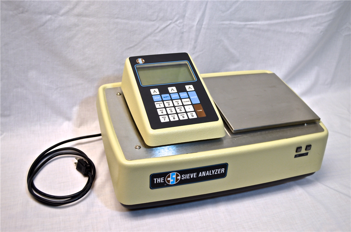sieve analyzer