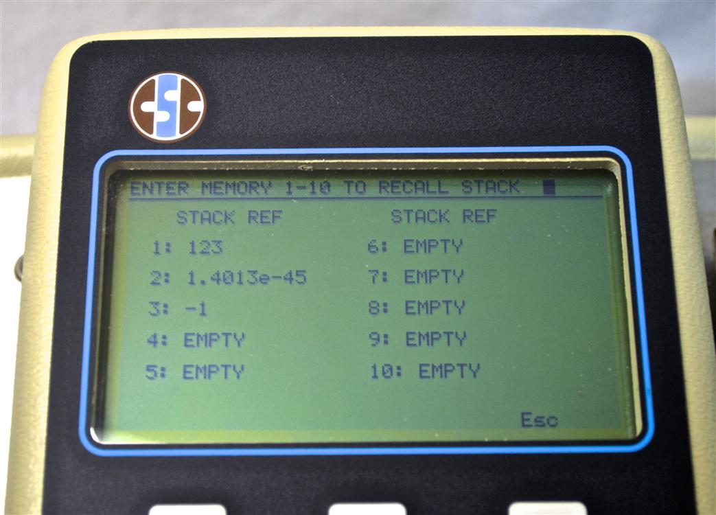 sieve analyzer screen step 3