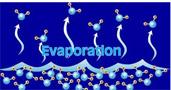 Moisture Evaporation