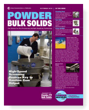 Powder Bulk Cover