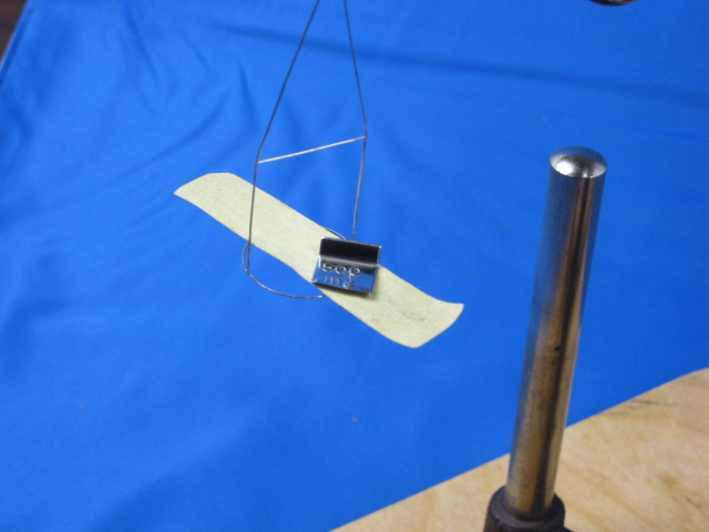 Tensiometer Calibration Weight