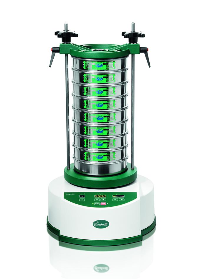 Octagon Sieve Shaker