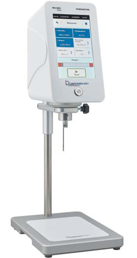 RM 200 Touch Viscometer