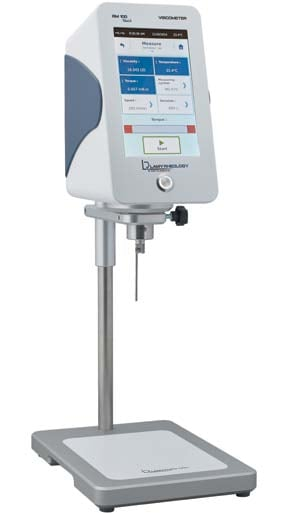 RM100 Touch Viscometer