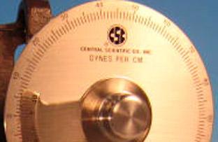 Tensiometer Dial