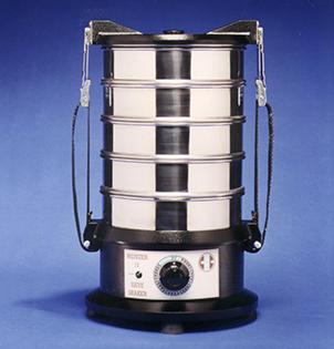 Meinzer II Sieve Shaker