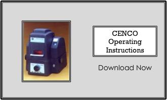 CENCO_operating_instructions
